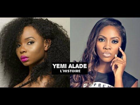Yemi Alade :   «Tiwa Savage N'est Pas Mon Amie »