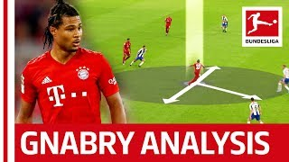Serge Gnabry - What Makes The Bayern Star So Good?