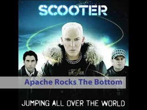 Alpache rocks the bottom