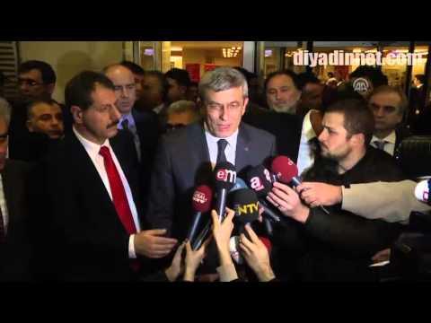 """Adalet Bakanı Kenan İpek:""""İnşallah bu topraklarda terör bir gün son bulacak"""