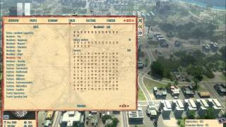Build a Banana republic in Tropico 4 - lots of Banana farms