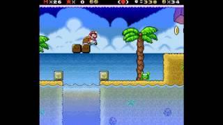 SMW Hack - New Mario's Adventure (4)