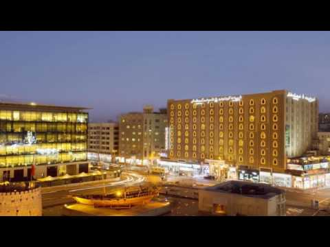 Arabian Courtyard Hotel & Spa **** - Dubai, United Arab Emirates