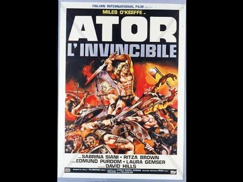 Runn (Ator l'invincibile) - Carlo Maria Cordio (sung by Simona Pirone) - 1982