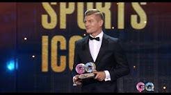"GQ Men of the Year 2019 – ""Sports Icon"": Toni Kroos"