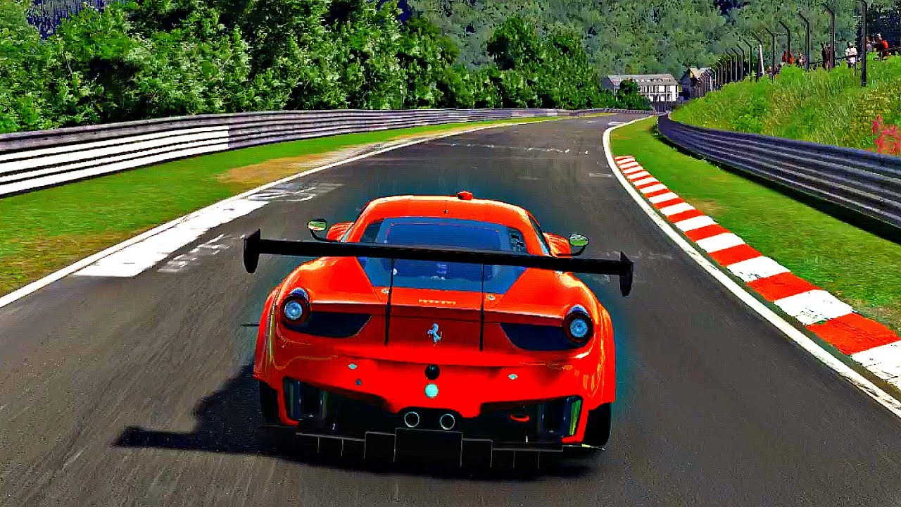 gran turismo sport gameplay ferrari 458 gt3 nurburgring nordschleife 1080p 60fps youtube. Black Bedroom Furniture Sets. Home Design Ideas