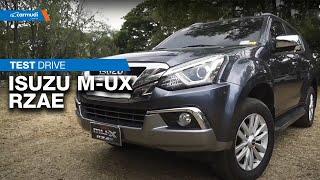 TEST Drive: Isuzu mu-X RZ4E