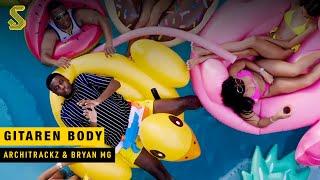 Architrackz x Bryan Mg - Gitaren Body (prod. Izzy)