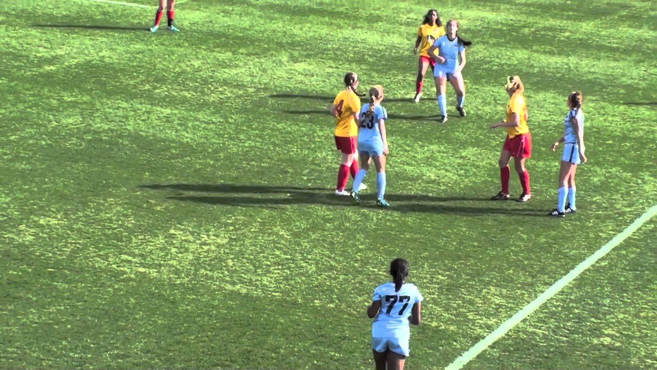 121337127a0 77 Sabrina Sanon - U16 Weston FC -vs- Chargers U16G Clearwater - YouTube