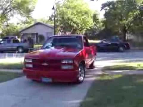 1992 chevy silverado single cab short bed - YouTube