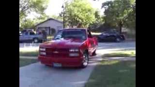 1992 Chevy Silverado Single Cab Short Bed