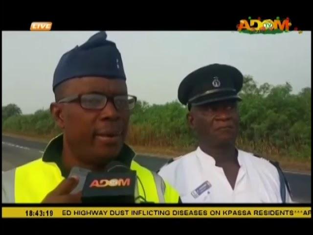 3 dead, 10 injured in Mustapha Plus Junction auto crash