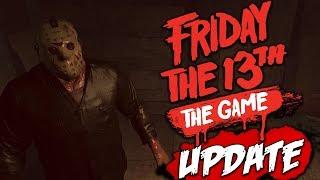 OS NOVOS DESAFIOS DO JASON - Friday the 13th: the Game ( Ao Vivo )