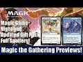 MTG Magic Game Night and Updated Gift Pack Full Spoilers