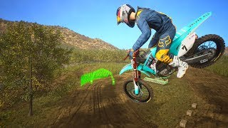 Supercross The Game 2 | Training Tips to Improve your rider | Ps4 | XBOX ONE | PC | Switch