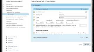 Online aangifte doen - belastingdienst