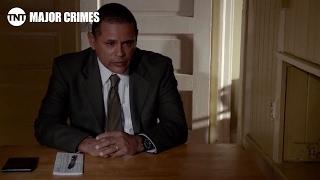 Personal Day - Sanchez | Major Crimes | TNT