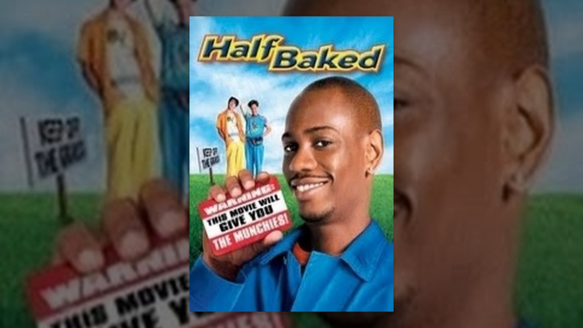 an analysis of half baked but full comedy