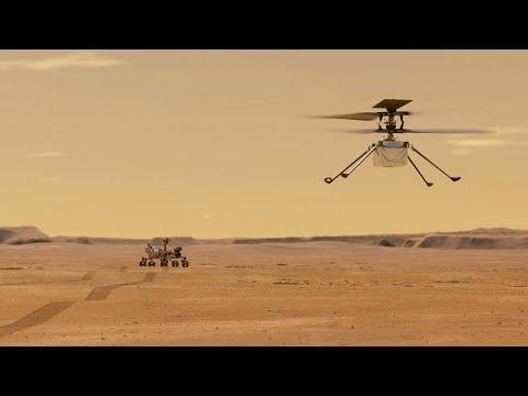 فيديو من -ناسا- | -إنجنويتي- تختبر مراوحها استعداداً للتحليق في أجواء المريخ…  - نشر قبل 2 ساعة