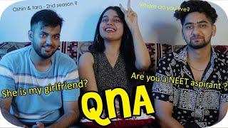 QnA - NEET aspirant, Girlfriend, Oshin & Tara ( Season 2 ) ? || AV Humour