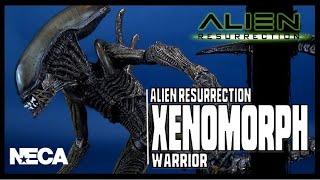 NECA Alien Resurrection Xenomorph Warrior Figure Review
