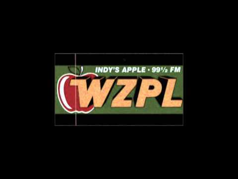 99.5 WZPL, Indianapolis - Club Z - 1988