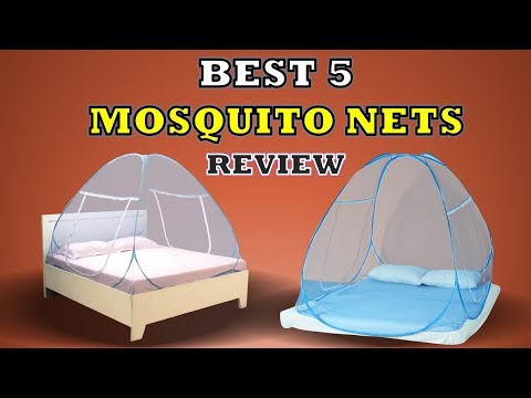 Best 5 Mosquito Nets For Bed In India - Review With Price List