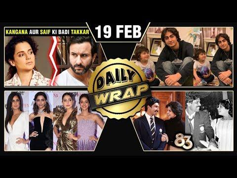 Katrina, Deepika Femina Awards, Ajay In Singham 3, Kangana VS Saif | Top 10 News