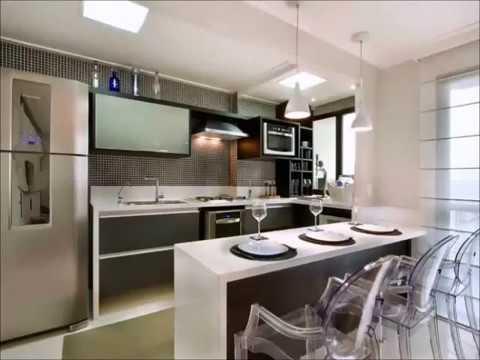 Cozinha Planejada 30 Modelos Youtube