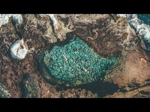 Maui - I jumped into a blowhole