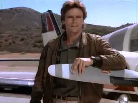 MacGyver Intro Season 2
