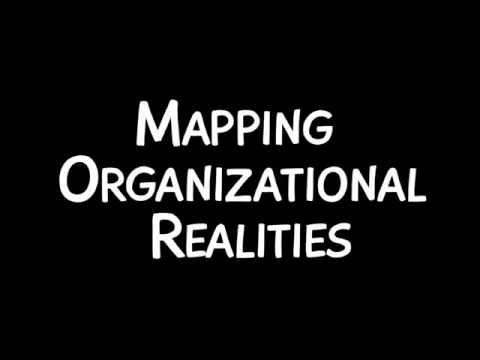 Mapping Organizational Realities