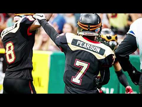 Barnstormers Re-Sign DB Tyrell Pearson