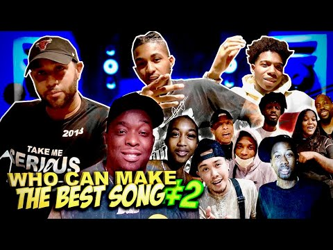 """Who Can Make The Best RAP SONG In 30 Minutes """" PART 2  """" The Judges Pick The Winner !!!"""