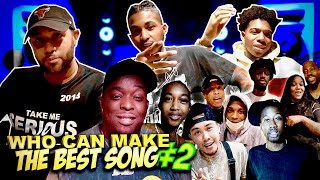 "Who Can Make The Best RAP SONG In 30 Minutes "" PART 2  "" The Judges Pick The Winner !!!"