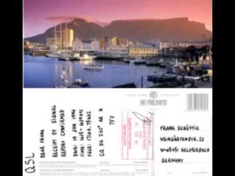 Cape town radio 26/01/2014 18:15 UTC