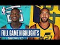 HORNETS at JAZZ | FULL GAME HIGHLIGHTS | January 10, 2020