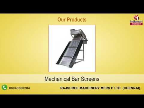 Pollution Control Equipment By Rajshree Machinery Mfrs P Ltd., Chennai