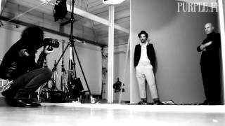 The Corner x Irving Penn x Marcel Duchamp