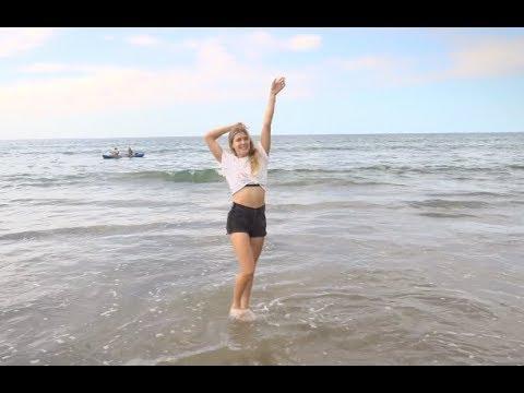 Eugenie Bouchard explores Waiheke Island