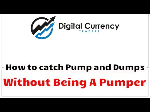 How to catch pump and dumps without being a pumper