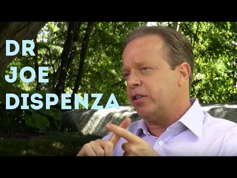 How to Stop Being Yourself: Dr Joe Dispenza and How to Reprogram Your Mind