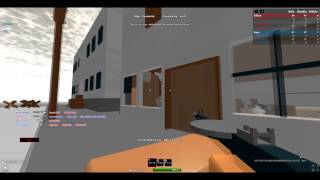 Call of Robloxia 5 - Roblox At War Gameplay Test