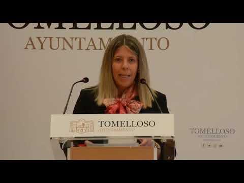 VÍDEO | Declaración de la alcaldesa de Tomelloso ante la crisis del coronavirus