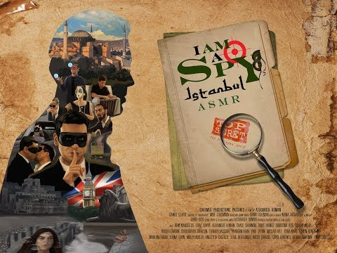 I AM A SPY: Istanbul (ASMR Espionage Gay Short Film Mood & Tone Teaser Trailer)