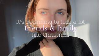 не опять а снова поездка на горнолыжный курорт встреча с друзьями и новогоднее настроение