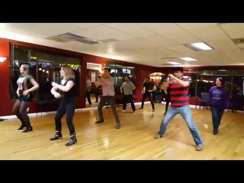 Pacific Dance Center*s First Hip Hop Class