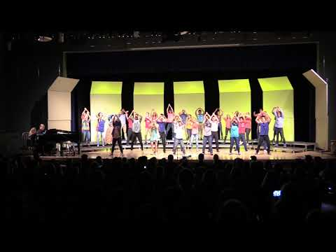 "MVHS 2017 Advanced Choir ""Another Day of Sun"""