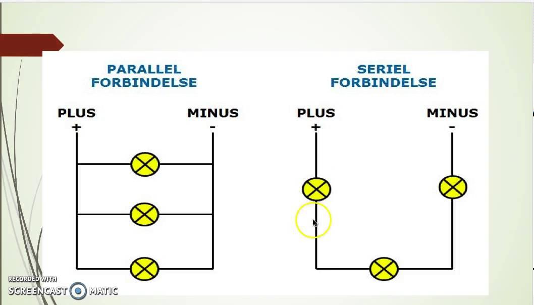 Modul 2 ( Ellære - Elektrike strøm )