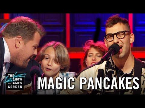 Jack Antonoff Debuts 11-Year-Old's Magic Pancakes Song